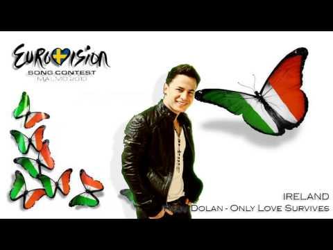 "Eurovision 2013 - IRELAND - Ryan Dolan - ""Only Love Survives"""