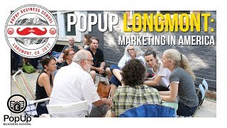 PopUp Longmont | Marketing in America