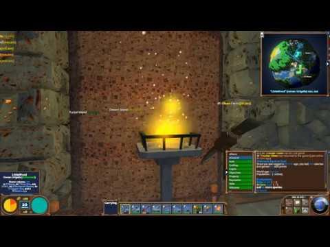 MongoTV_968 - Part 85 - ECO - EXOPLANET - 1 Km. - Public Server World - Day 40 - Urigella Mining