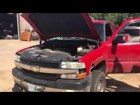 Just Chevy Trucks >> Stock 181126 02 Chevy Silverado 2500hd Ls Lq4 Only 114k Miles