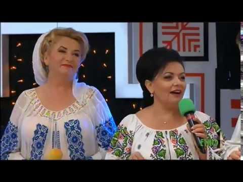Maria Loga& Ileana Laceanu & Maria Ghinea Aniversare Ileana Laceanu Etno Tv 07.02.18