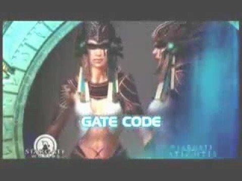 Stargate Worlds SciFi Promo