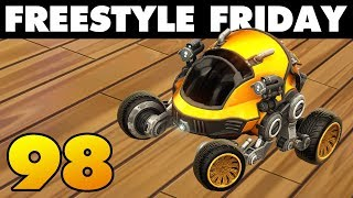 SCARAB - Freestyle Friday 98 - Rocket League | JHZER