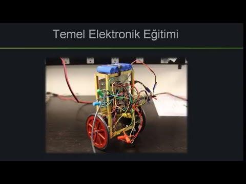 Temel Elektronik Eğitimi   Herkes İçin Temel Elektronik Eğitim Seti 