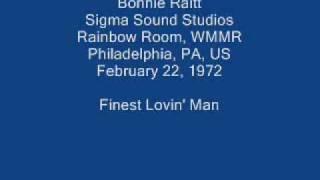 Bonnie Raitt 07 - Finest Lovin
