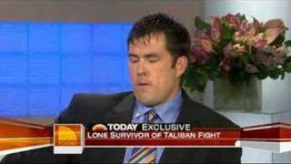 Marcus Luttrell Interview