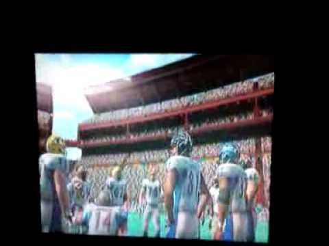 Afc vs Nfc Pro Bowl Madden 2005
