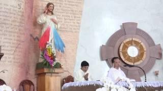 Lễ Lòng Thương Xót Giáo Xứ Thánh Tâm Năm 2017