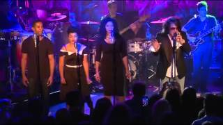 Paul Stanley's Soul Station Tracks of my Tears Live at The Roxy