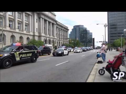 Cleveland Peace Officers Memorial Parade 2017 Full Video