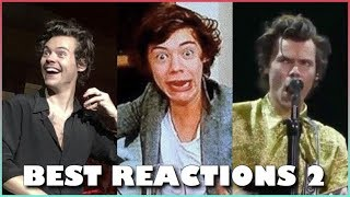 HARRY STYLES' BEST AND PUREST REACTIONS | PART 2