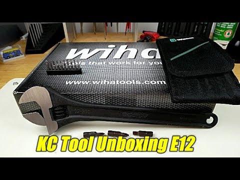 KC Tool Unboxing E12