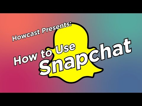 How to Use Snapchat | Howcast Tech