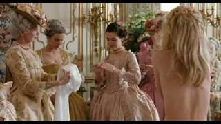 Marie Antoinette..Questa  e' Versailles