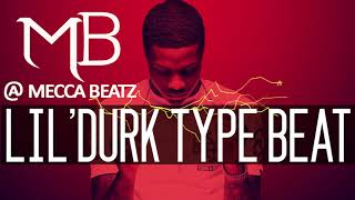 [FREE] Lil Durk type Beat 2018 - Switch sides | Just Cause Yall Waited Type Beat | @Mecca_Beatz