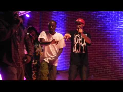 Poverty Ent Casherine Ent @ Downtown Cultural Art Center