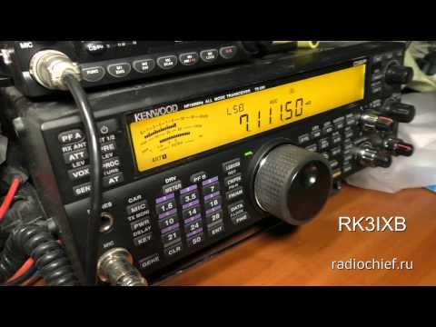 Как проводить QSO на примере коллективной радиостанции RK3IXB (21.12.14)