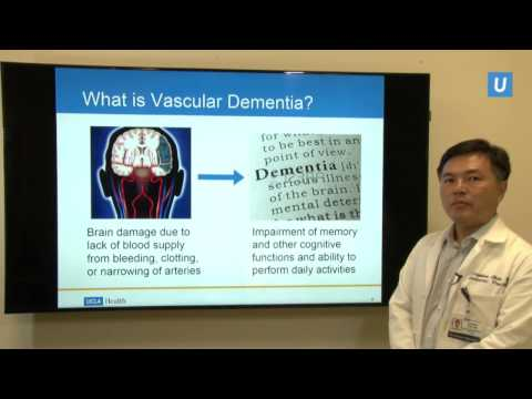 Diagnosis and Management of Vascular Dementia | UCLAMDCHAT Webinars