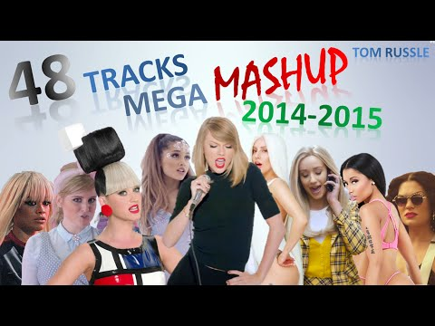 48 Tracks  Mega Mashup 20142015