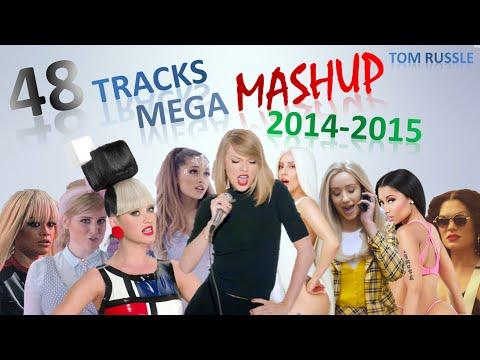 48 Tracks - Mega Mashup 2014-2015