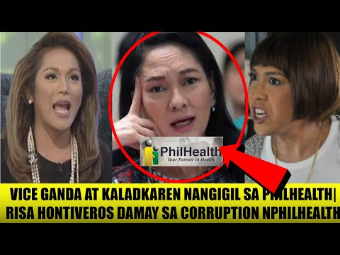 EXCLUSIVE: RISA Hontiveros DAWIT sa PAGNANAKAW ng ₱15 BILLION sa PHILHEALTH| VICE GANDA NAGMURA NA!! -  (2020)