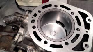 Школа моторемонтаMoto repairs school #22  Изготовление гильзы цилиндра  The cylinder sleeve