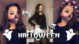 HALLOWEEN TUTORIAL 2018 | STORY TIME!!