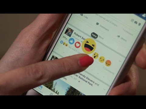Be careful how you use that Facebook Reaction (CNET Update)