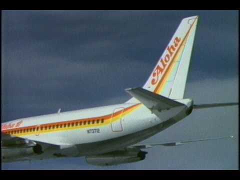 Aloha Airlines Commercial