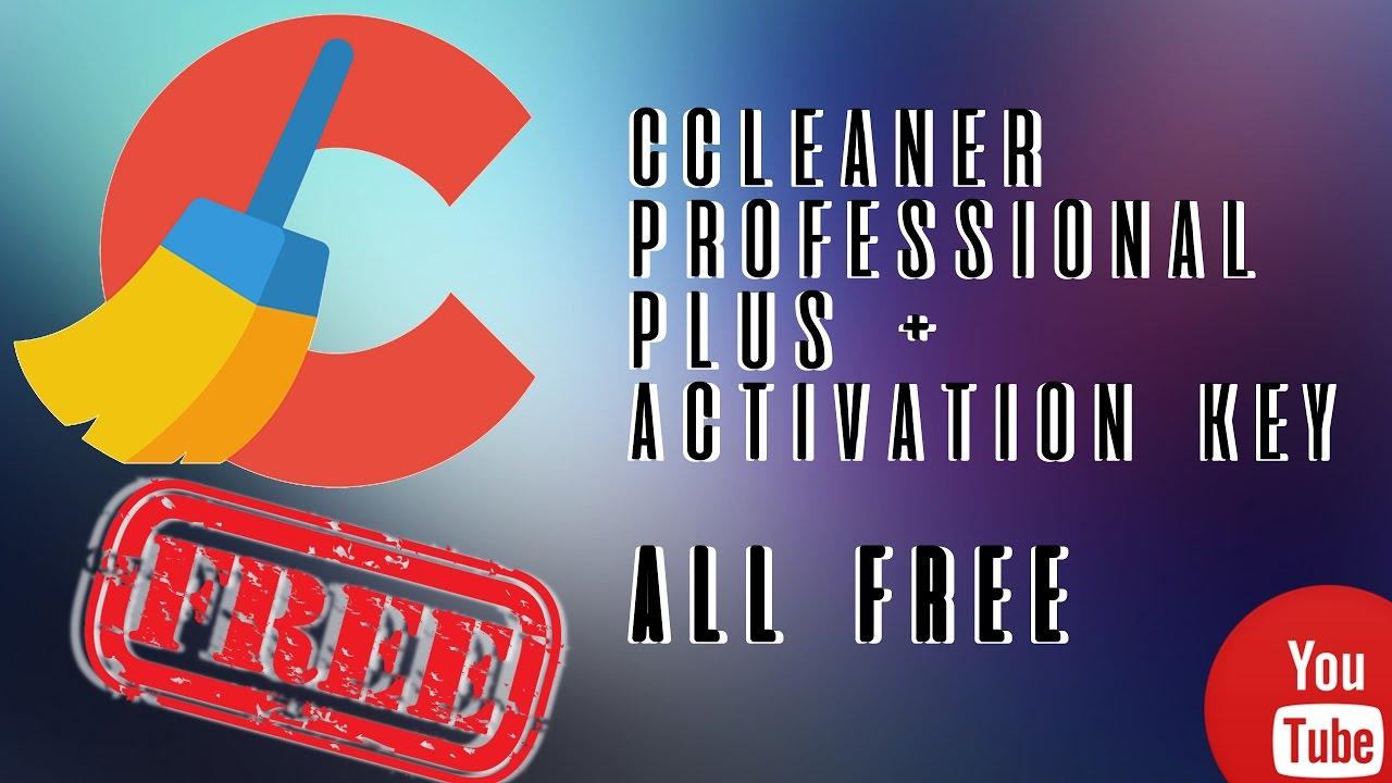 ccleaner professional plus free