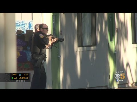 1 Injured In Shooting At Santa Rosa School; Suspect In Custody