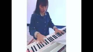 看淡-田馥甄《電視劇一把青主題曲》 piano by ZHI TING