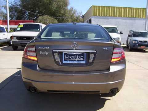 Used 2008 Acura TL with 28 k miles in Ocala Florida