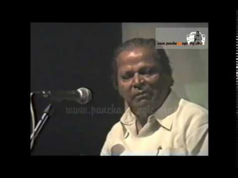 LEGEND Marutirao Keer at Panchmmagic event, Pune : 27 JUNE 2001