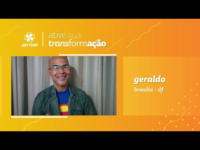 Ative sua Transformação - Geraldo
