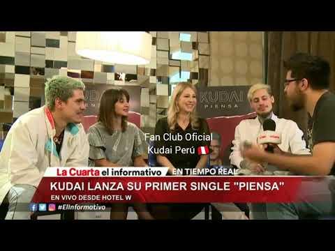 Kudai en entrevista con el diario La Cuarta Cibernética - YouTube