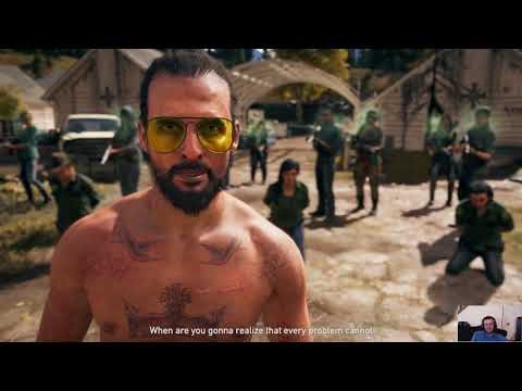 far cry 5 part 21 & 22 - 0 - FYIG Plays Far Cry 5 Part 21 & 22 – Defeating Faith/Defeating Joseph?