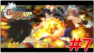 One Piece Unlimited Cruise Marineford Walkthrough Part 7