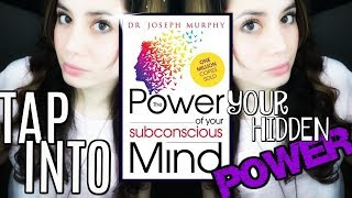 The Power of Your Subconscious Mind Book Summary | HACK YOUR MIND | Joseph Murphy