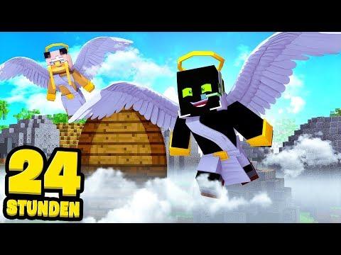 24 STUNDEN als ENGEL LEBEN?! - Minecraft [Deutsch/HD]