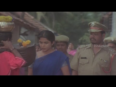 Ramya Krishna Realizes About Her Mistakes || English Pellam Eastgodavari Mogudu Movie Scenes