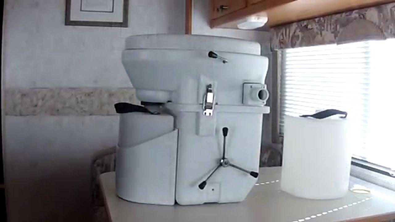 head toilet composting nature
