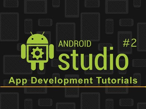 Android Studio App Development | Tabs for our App | Part 2