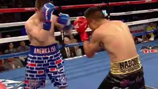 Rod Slaka Wears Trunks Like The Wall As He Fights Mexico