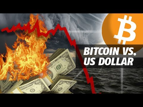 US Dollar Is Doomed To Die! Get Out While You Still Can! Bitcoin FTW!!