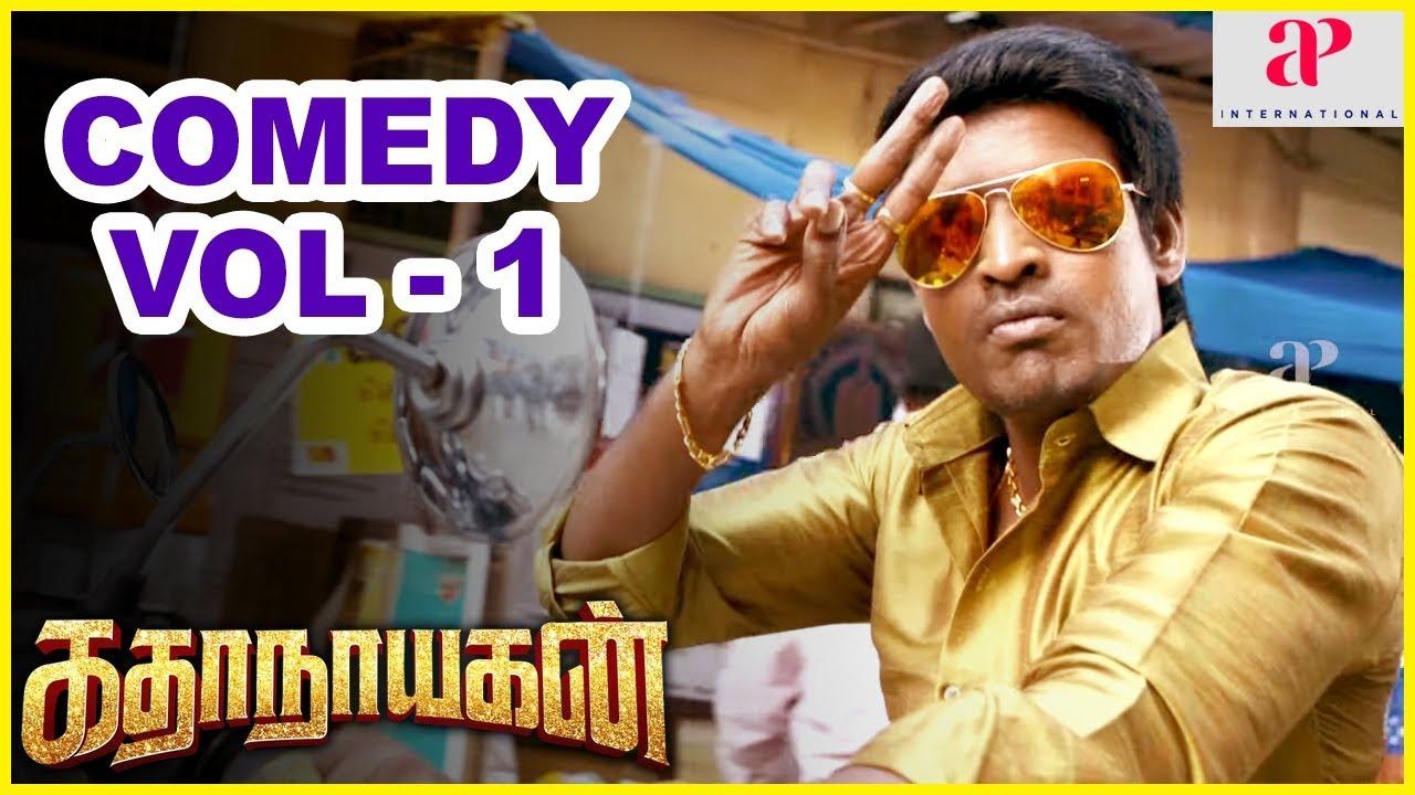 Download Kathanayagan Comedy Scenes | Vol 1 | Vishnu Vishal | Soori | Catherine Tresa | Saranya Ponvannan