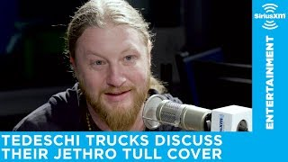 Tedeschi Trucks Band discuss their Jethro Tull cover