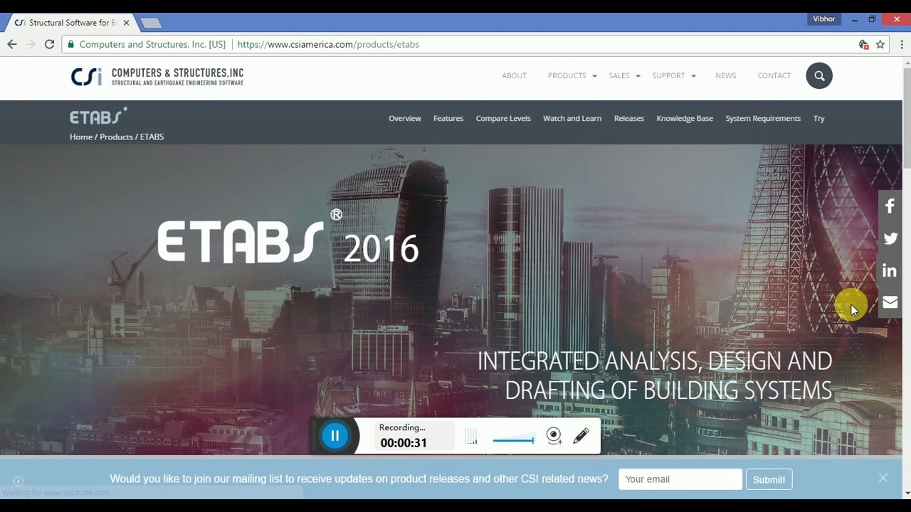 How to download ETABS 2016 Free and install