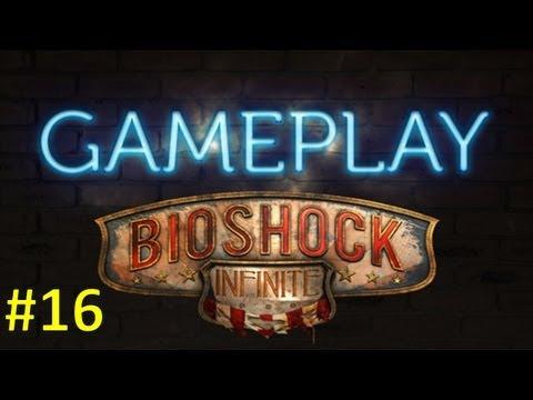 Lets Play -Bioshock Infinite Ep 16 - HandyMan Again! REALLY!