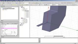 Видеоурок CADFEM VL1243 - Пример моделирование цифрового соединителя RJ 11 в среде ANSYS HFSS ч.1